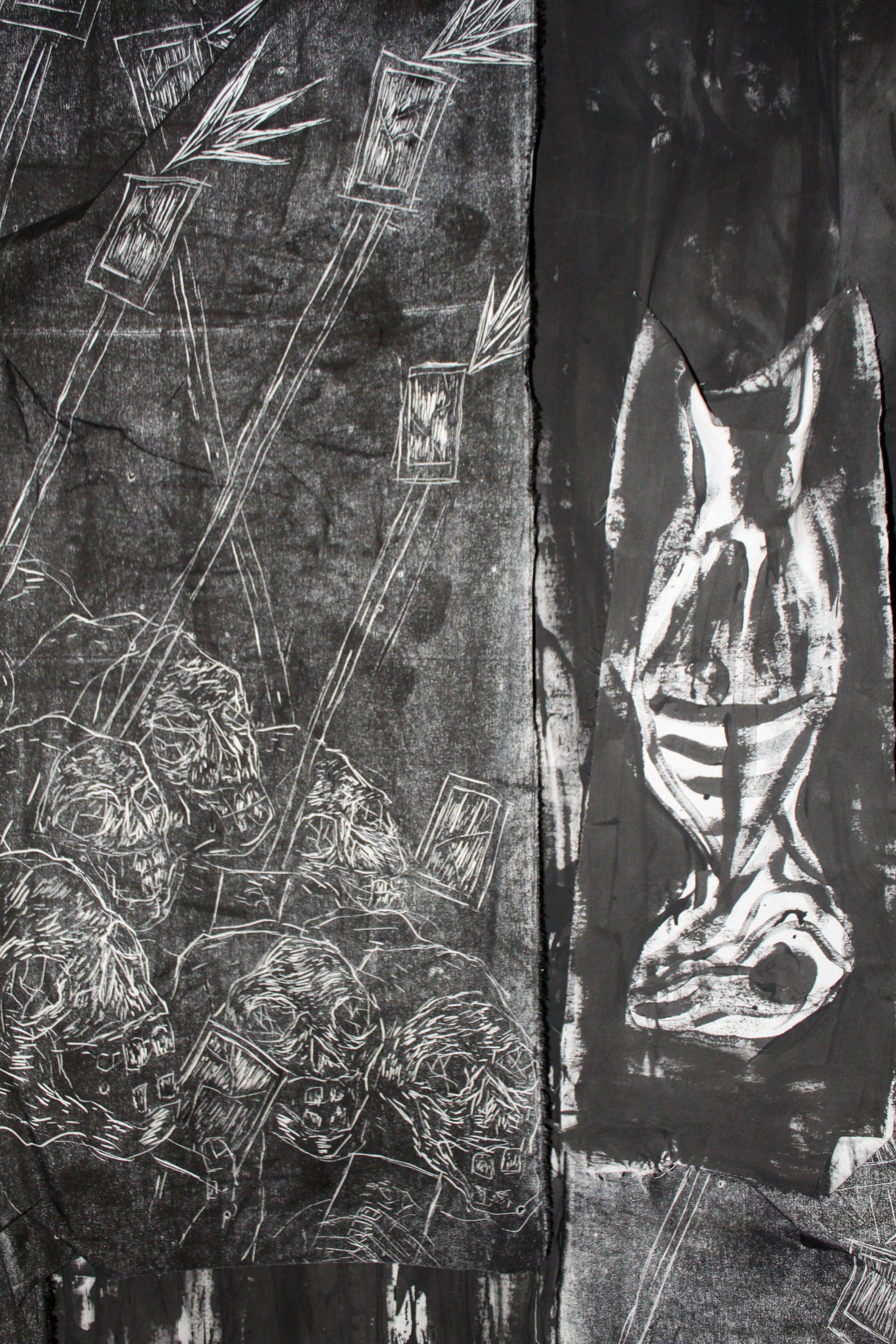 CARLOS ZORROMONO- campo de batalla en el infierno – luz blanca01