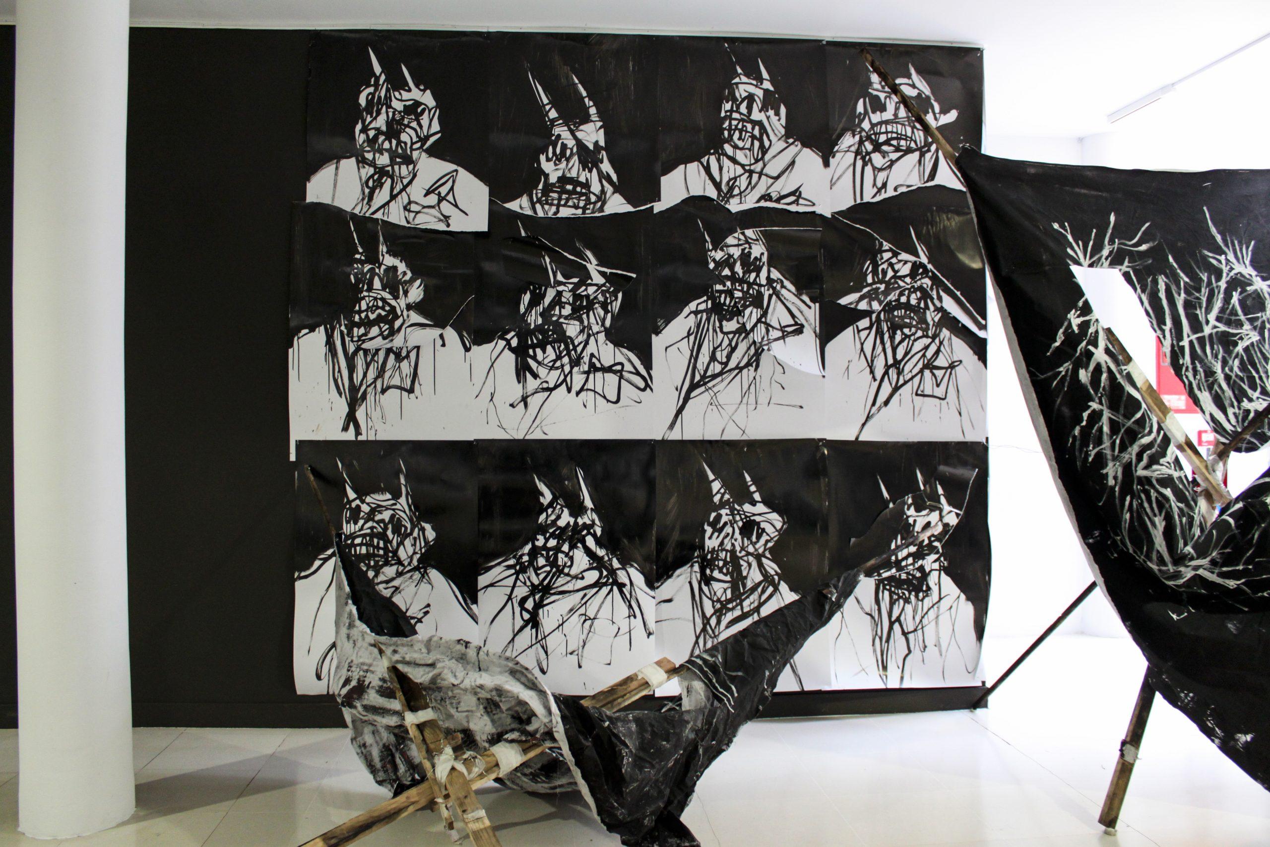 CARLOS ZORROMONO- campo de batalla en el infierno – luz blanca15