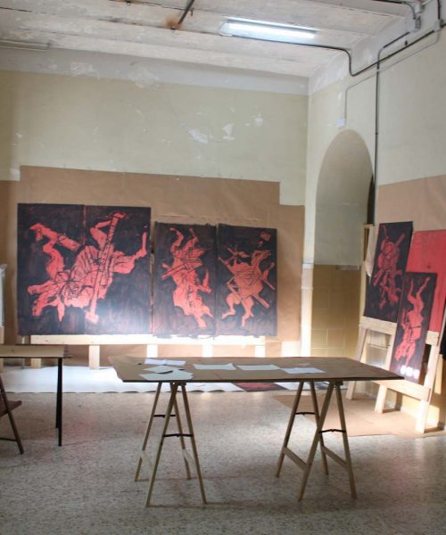 RESIDENCIA ARTÍSTICA  TABACALERA CANTERA