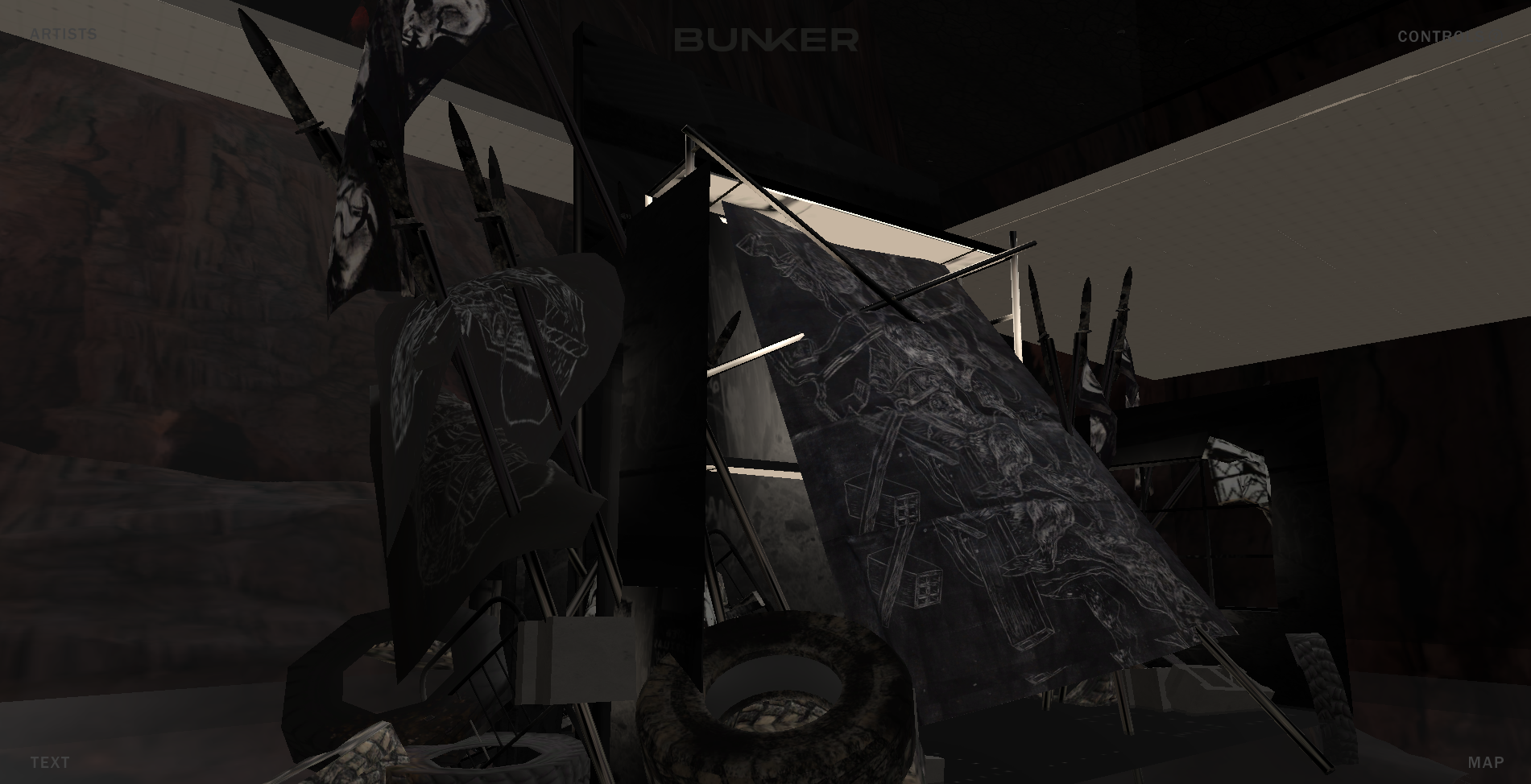 BUNKER  PROJECT SPACE _ The Sinister Figures – Google Chrome 19_05_2020 9_13_43