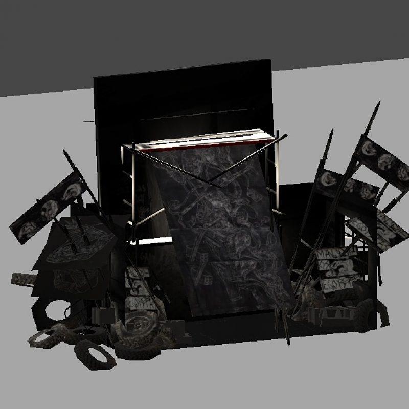 BOMBAS AL ALTAR: APROXIMACIÓN REALIDAD VIRTUAL