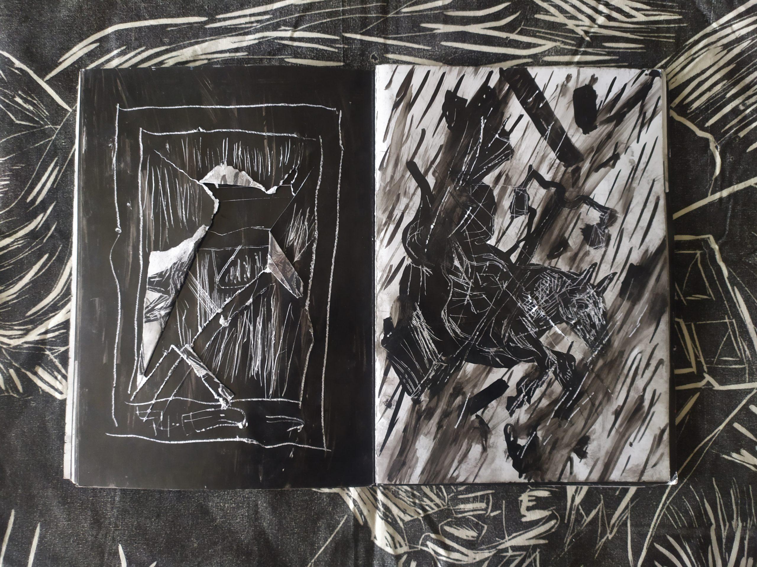 ZORROMONO- la mirada de la rutina artist book (12)