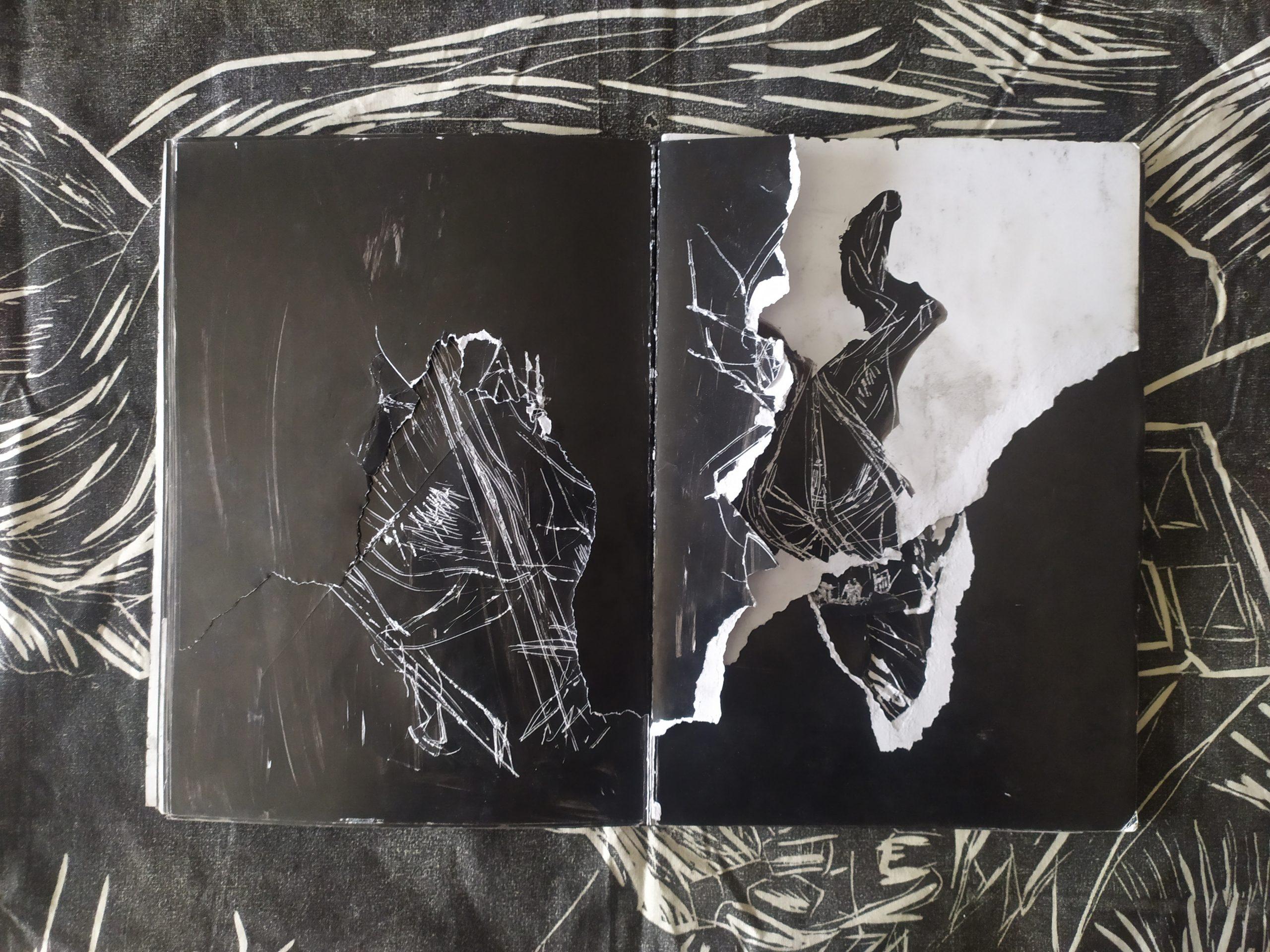 ZORROMONO- la mirada de la rutina artist book (14)