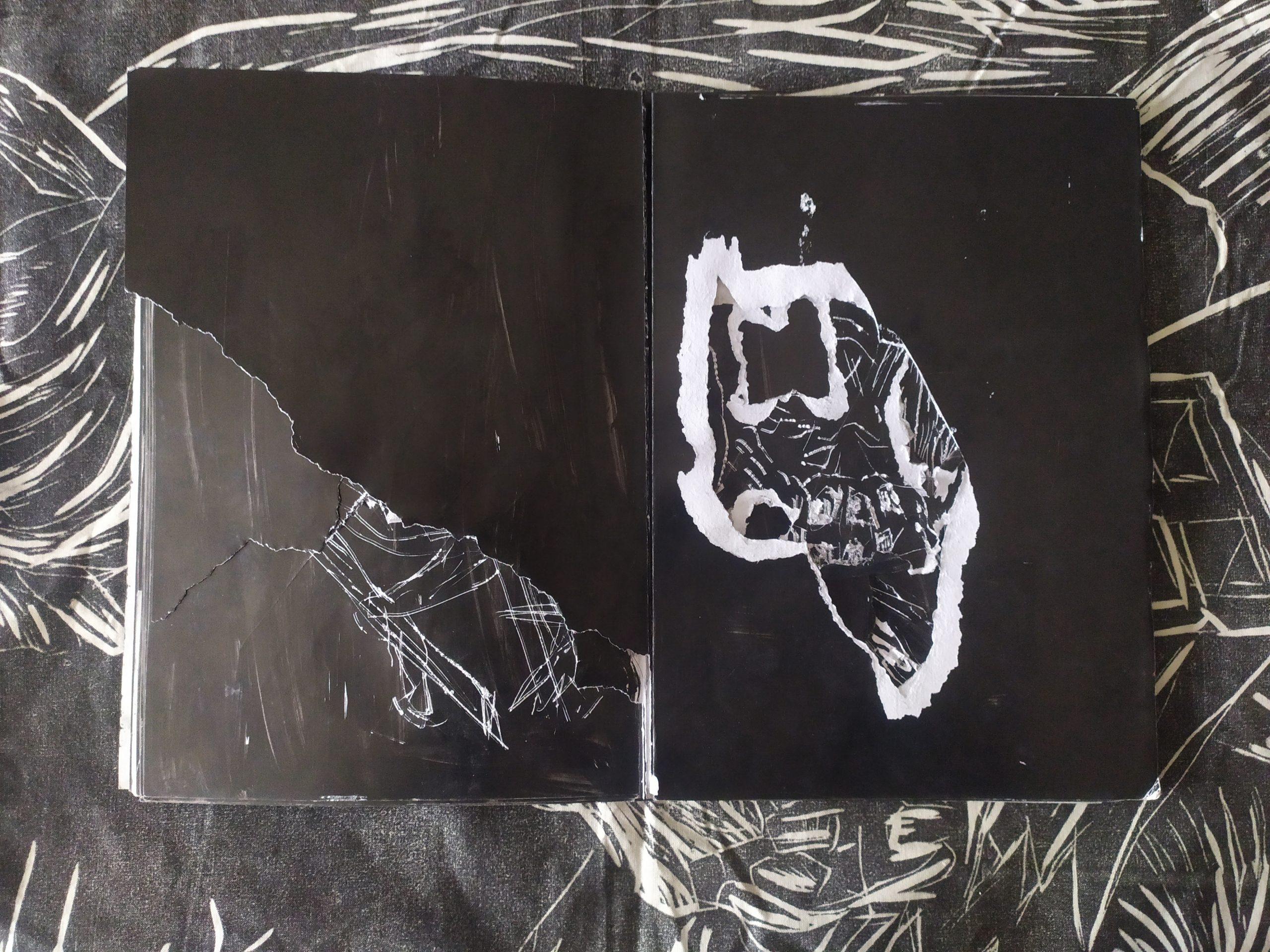 ZORROMONO- la mirada de la rutina artist book (15)