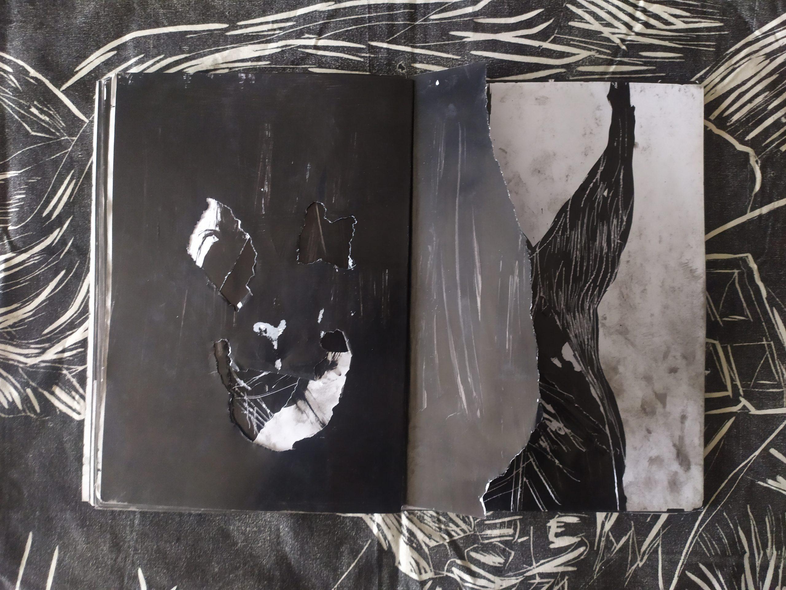 ZORROMONO- la mirada de la rutina artist book (17)