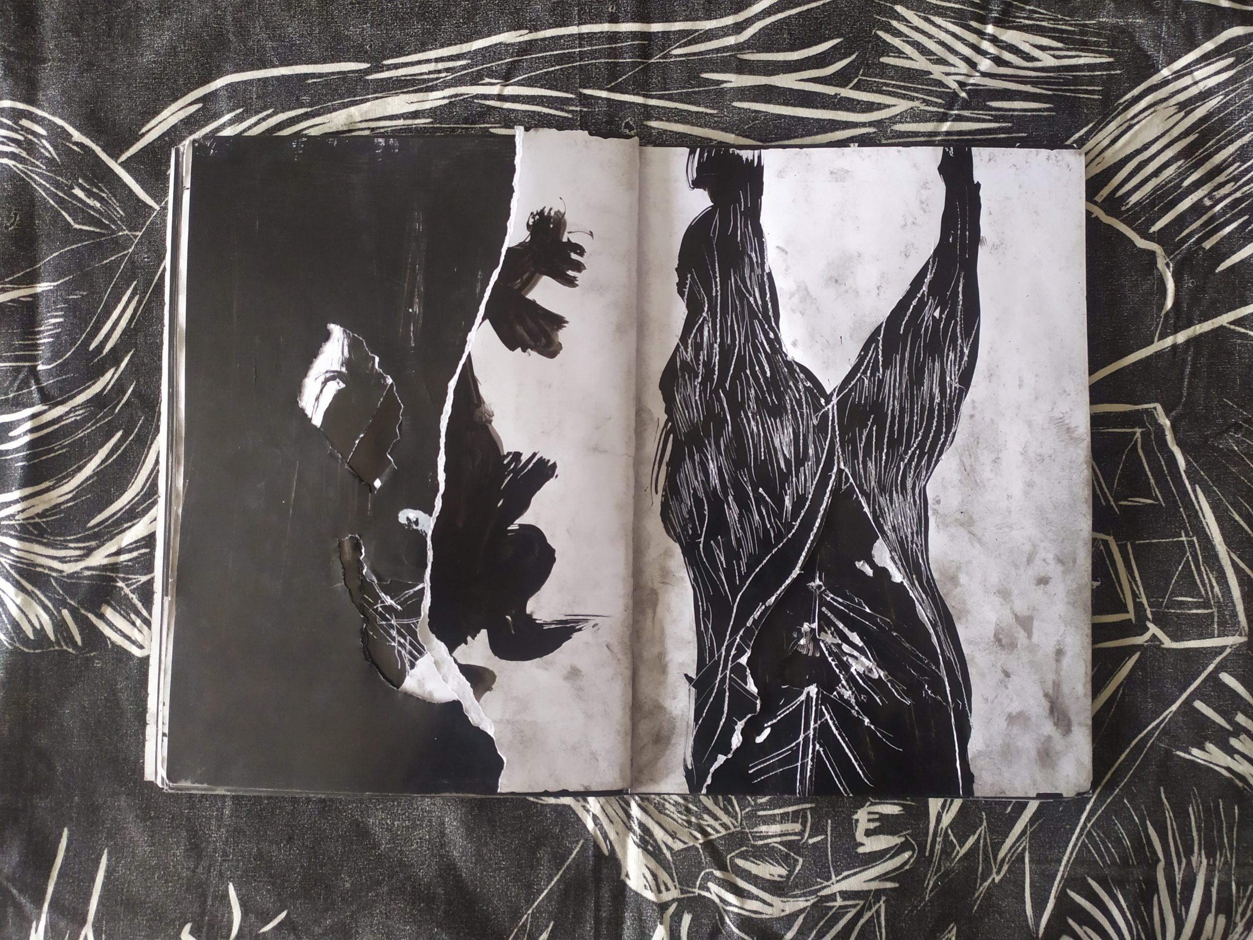 ZORROMONO- la mirada de la rutina artist book (18)