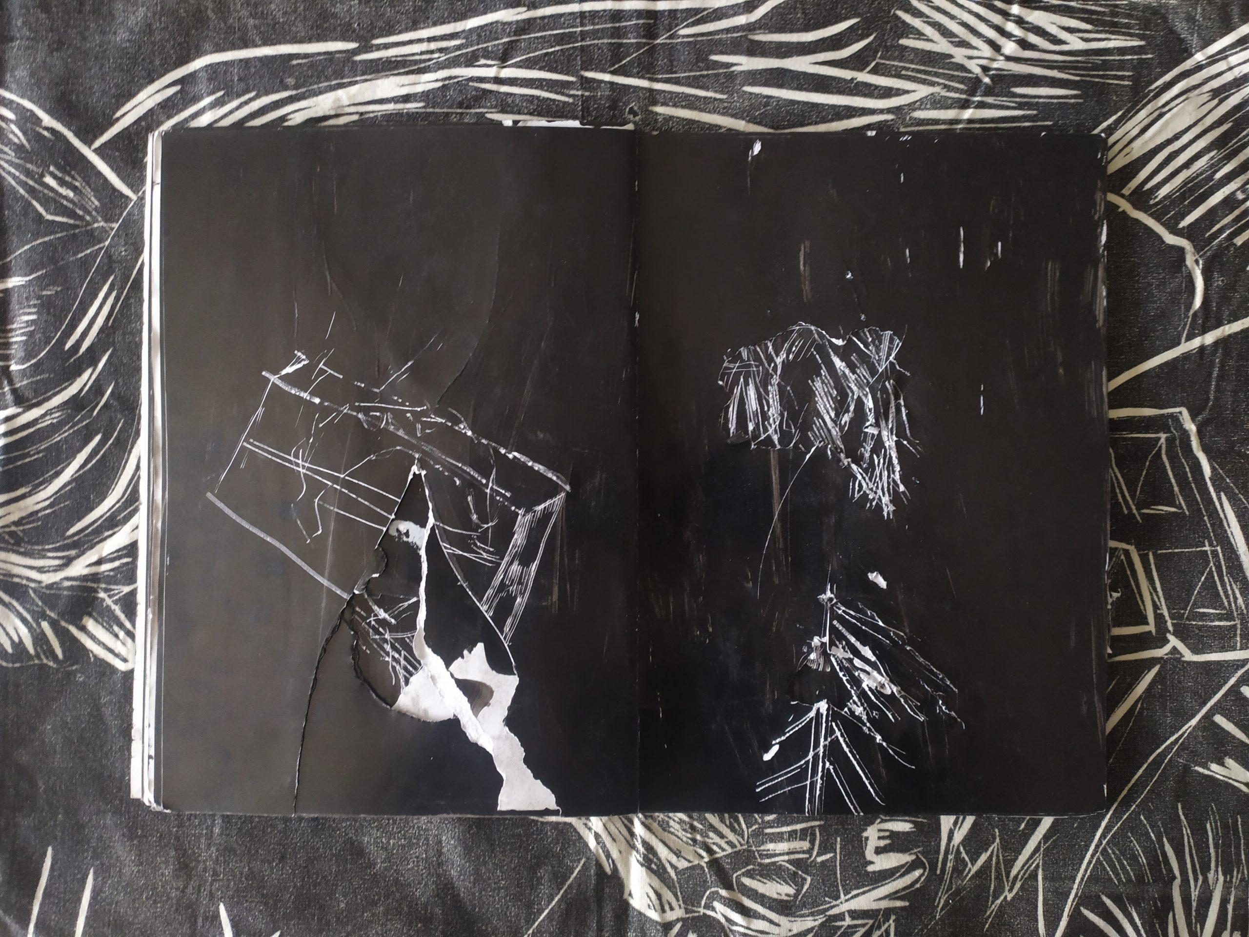 ZORROMONO- la mirada de la rutina artist book (19)