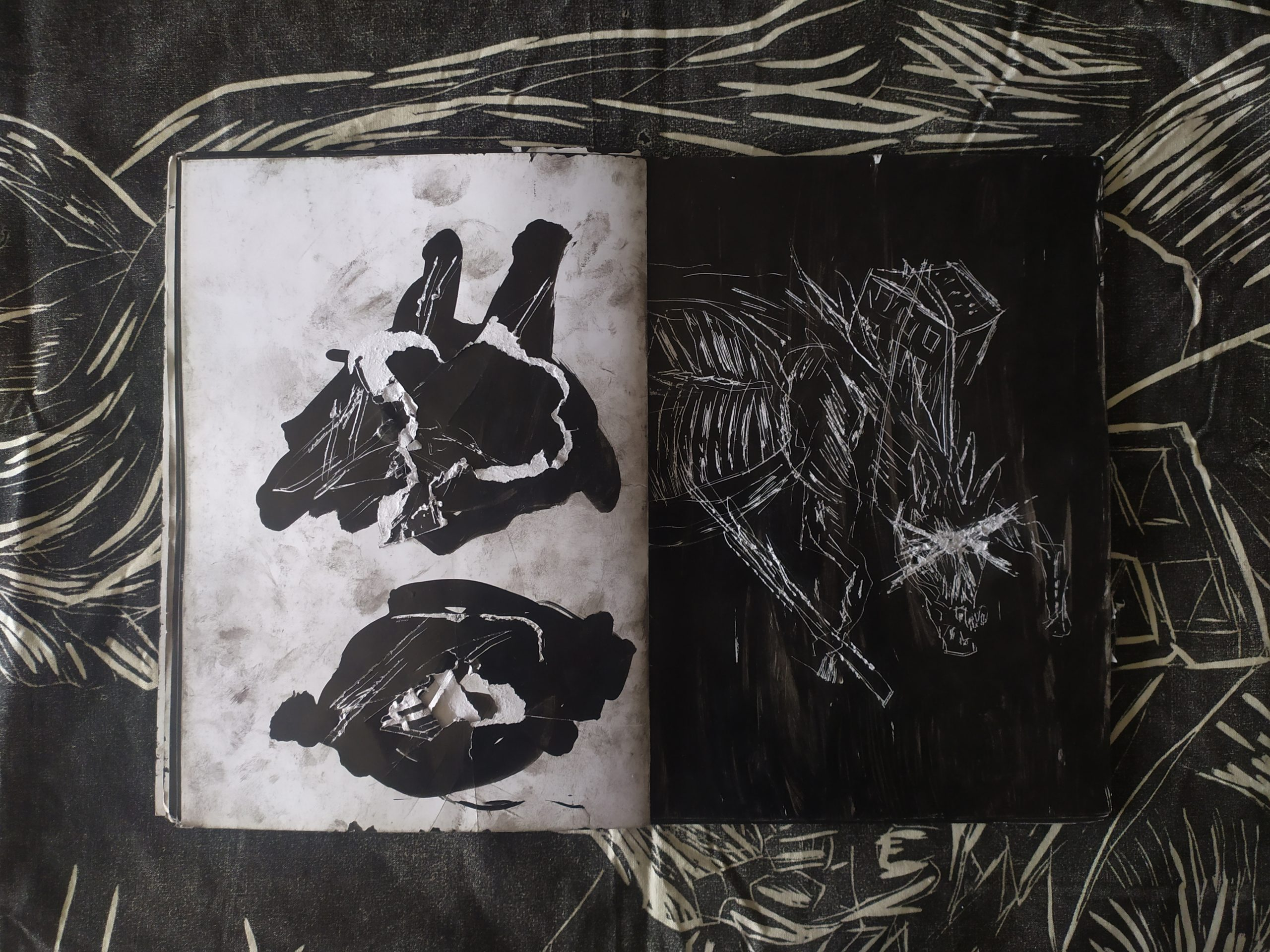 ZORROMONO- la mirada de la rutina artist book (20)
