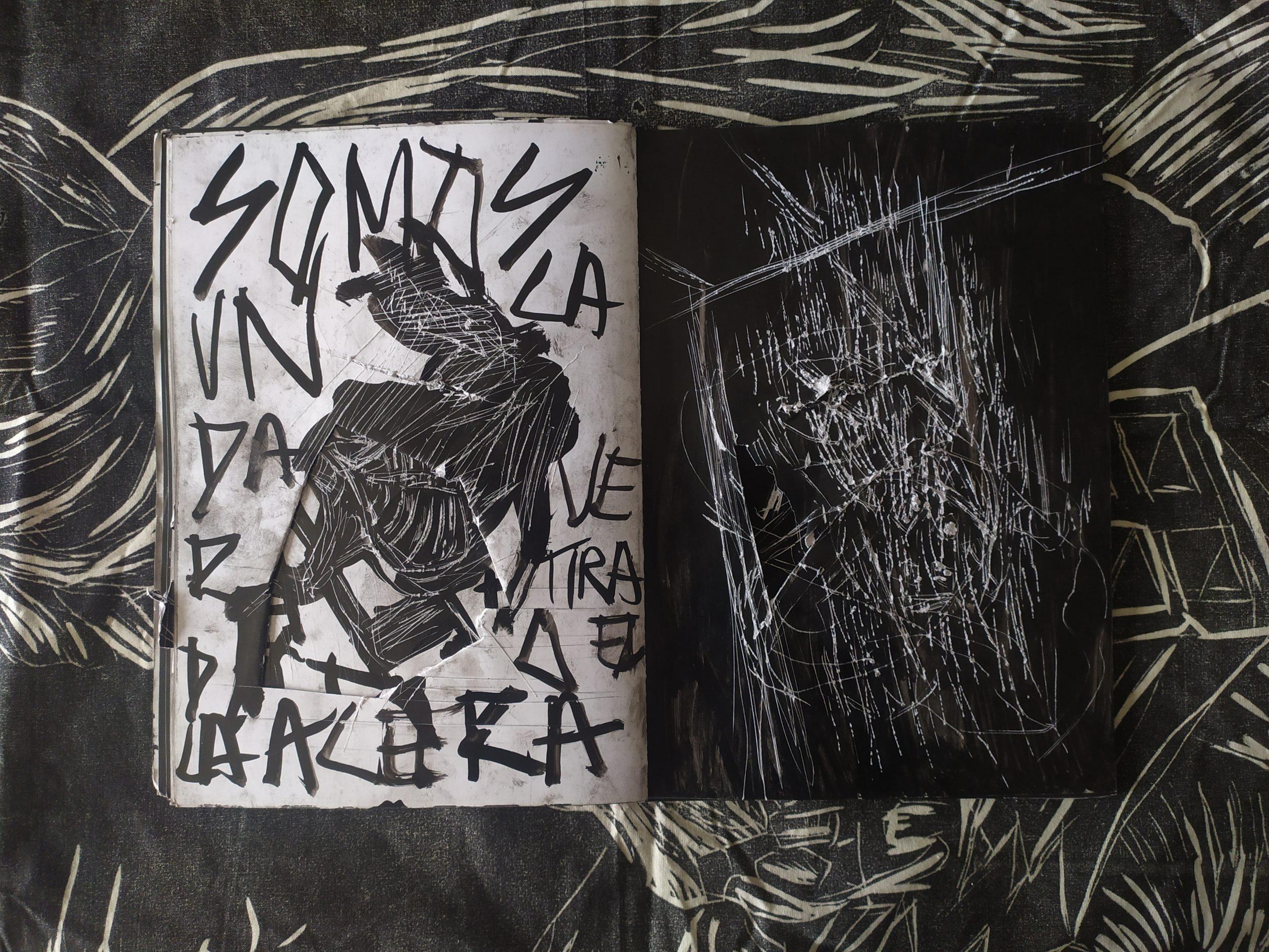 ZORROMONO- la mirada de la rutina artist book (22)