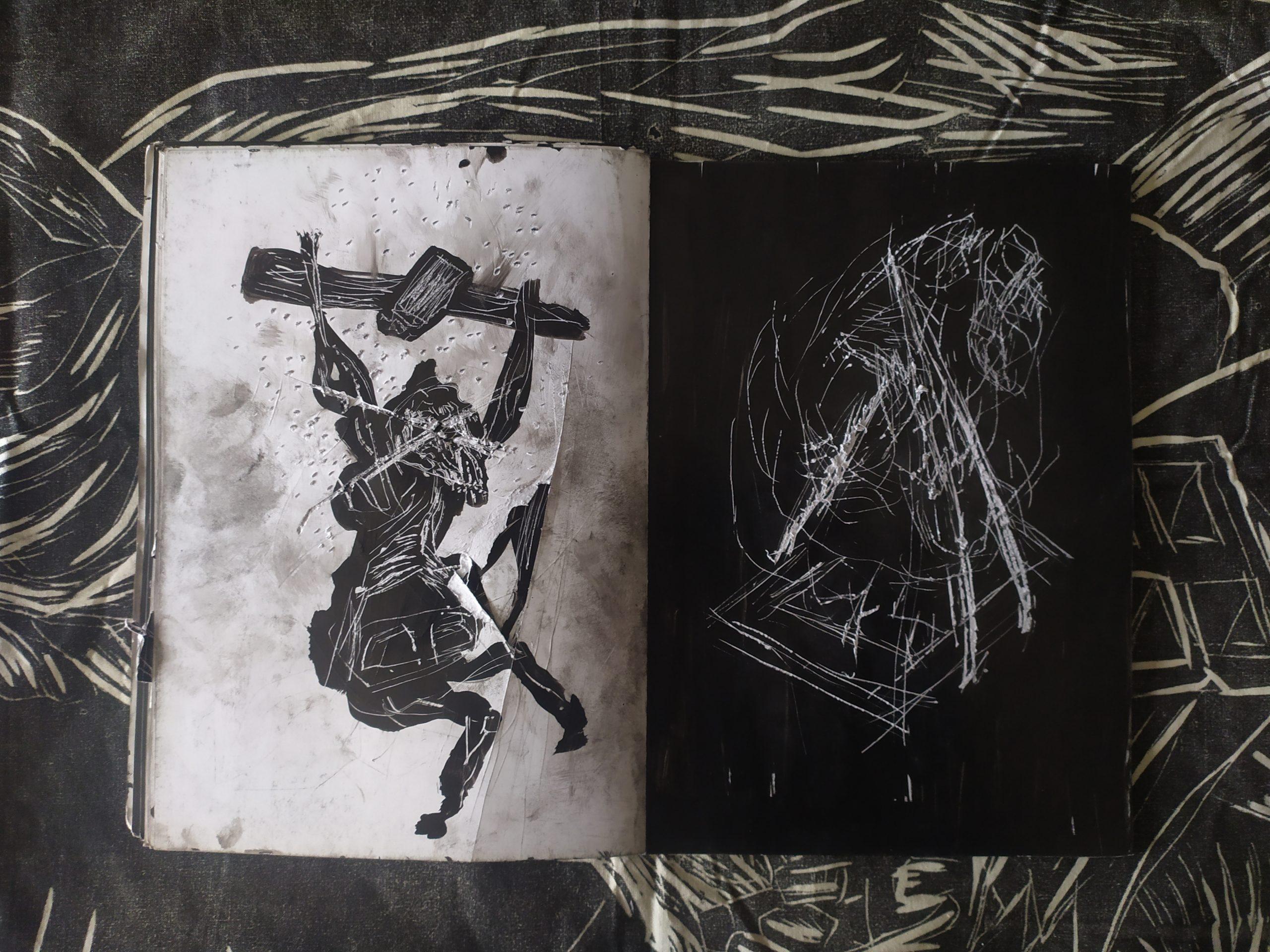 ZORROMONO- la mirada de la rutina artist book (23)