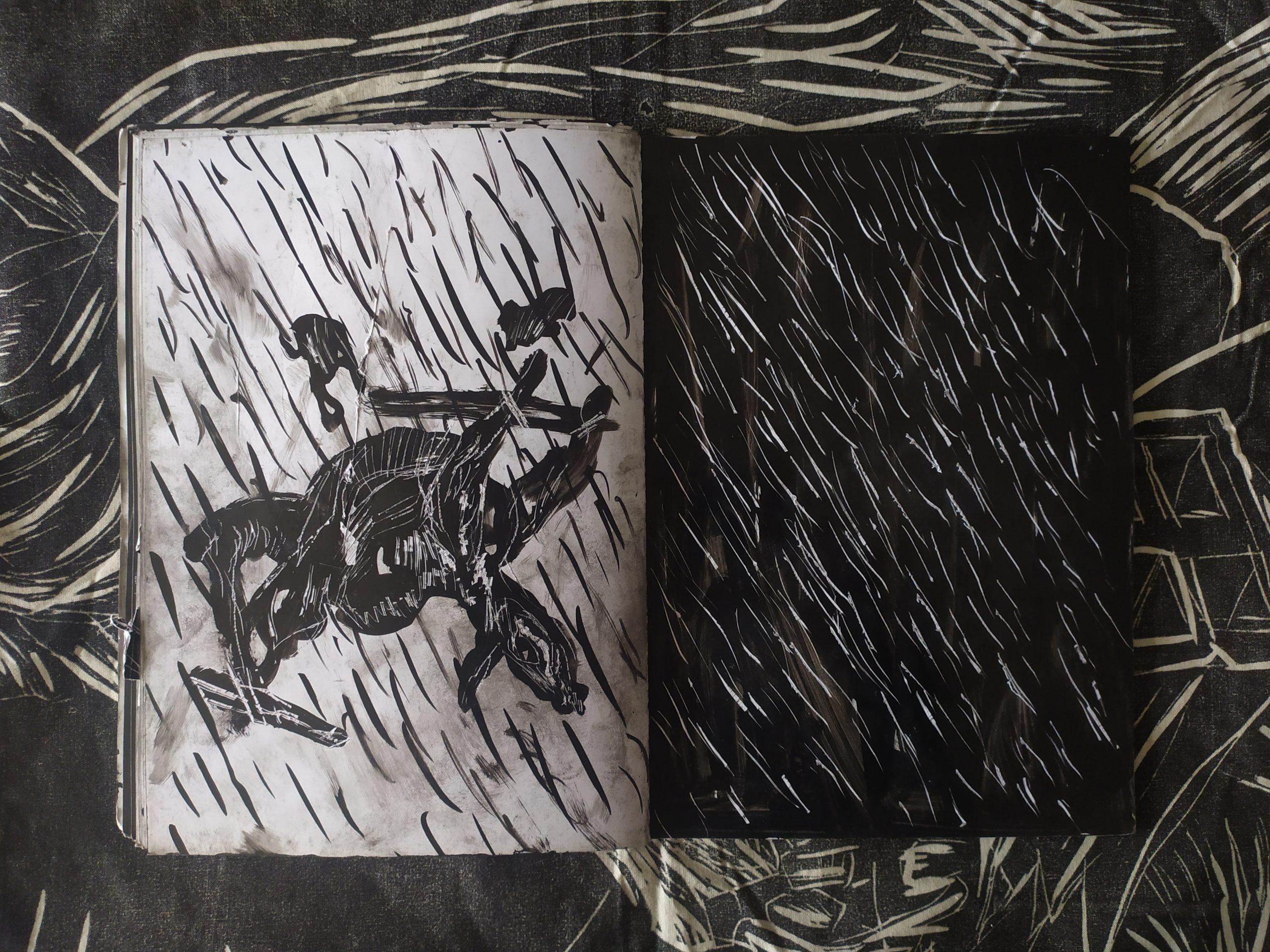 ZORROMONO- la mirada de la rutina artist book (24)