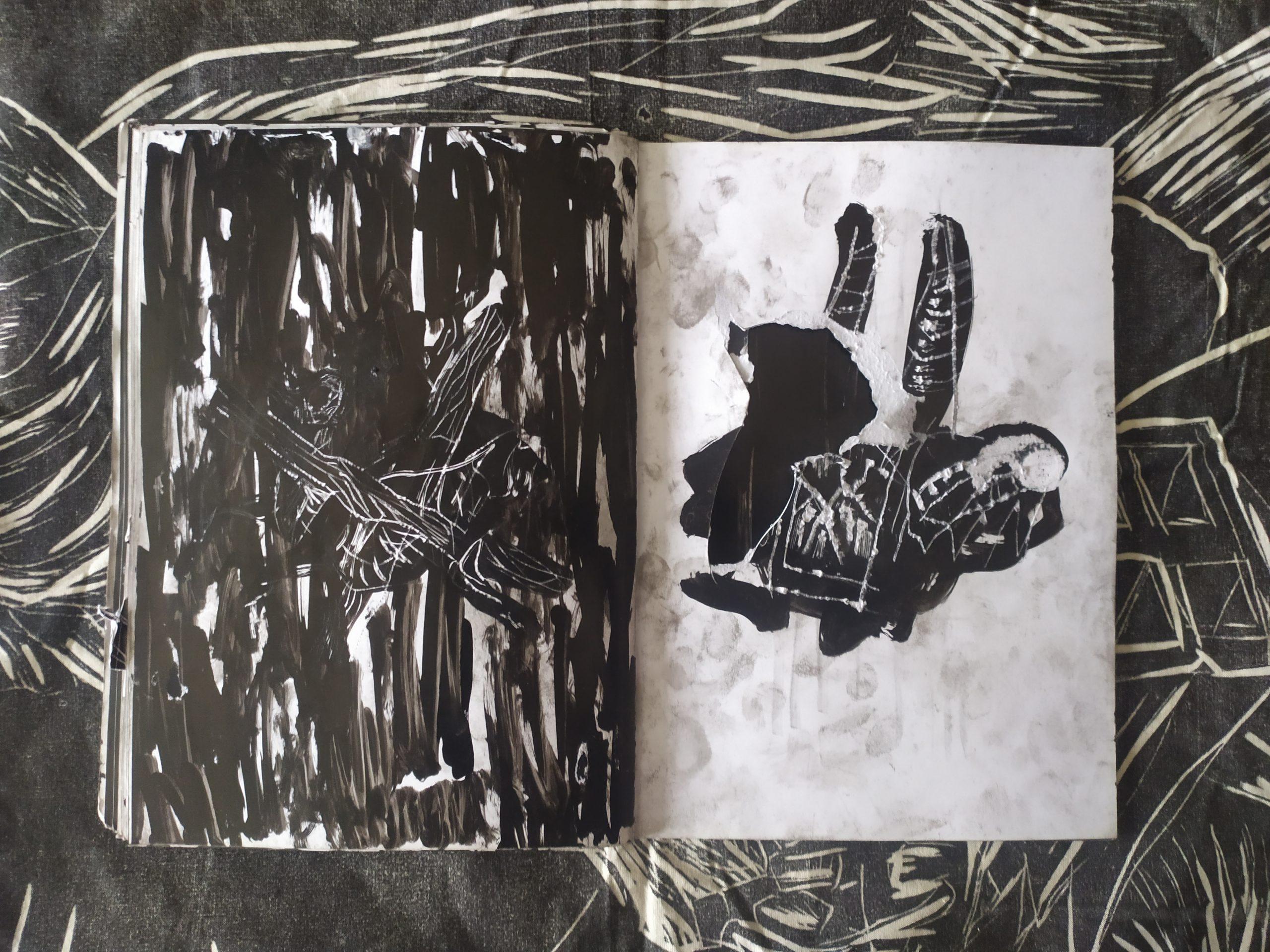 ZORROMONO- la mirada de la rutina artist book (25)