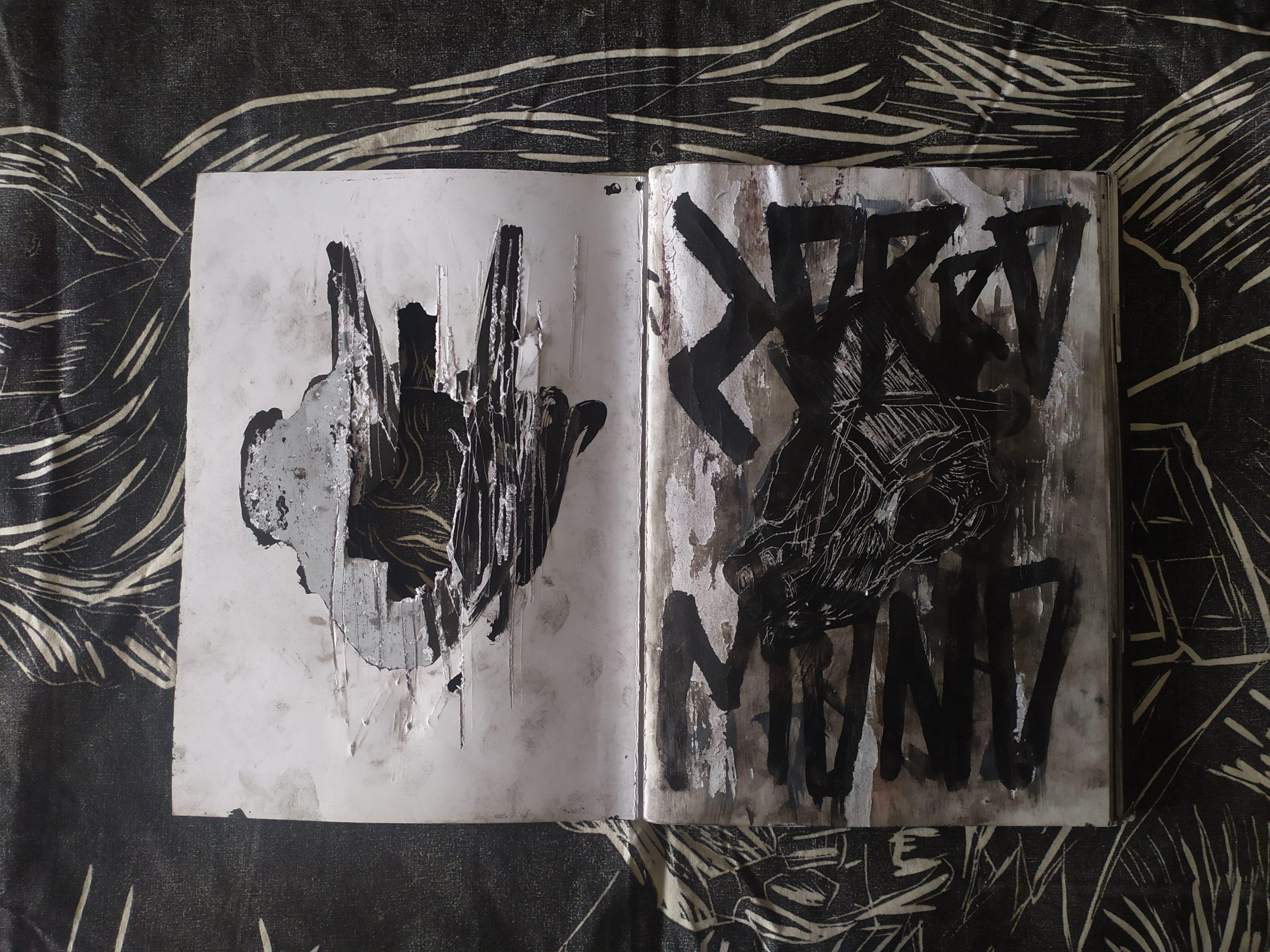 ZORROMONO- la mirada de la rutina artist book (3)
