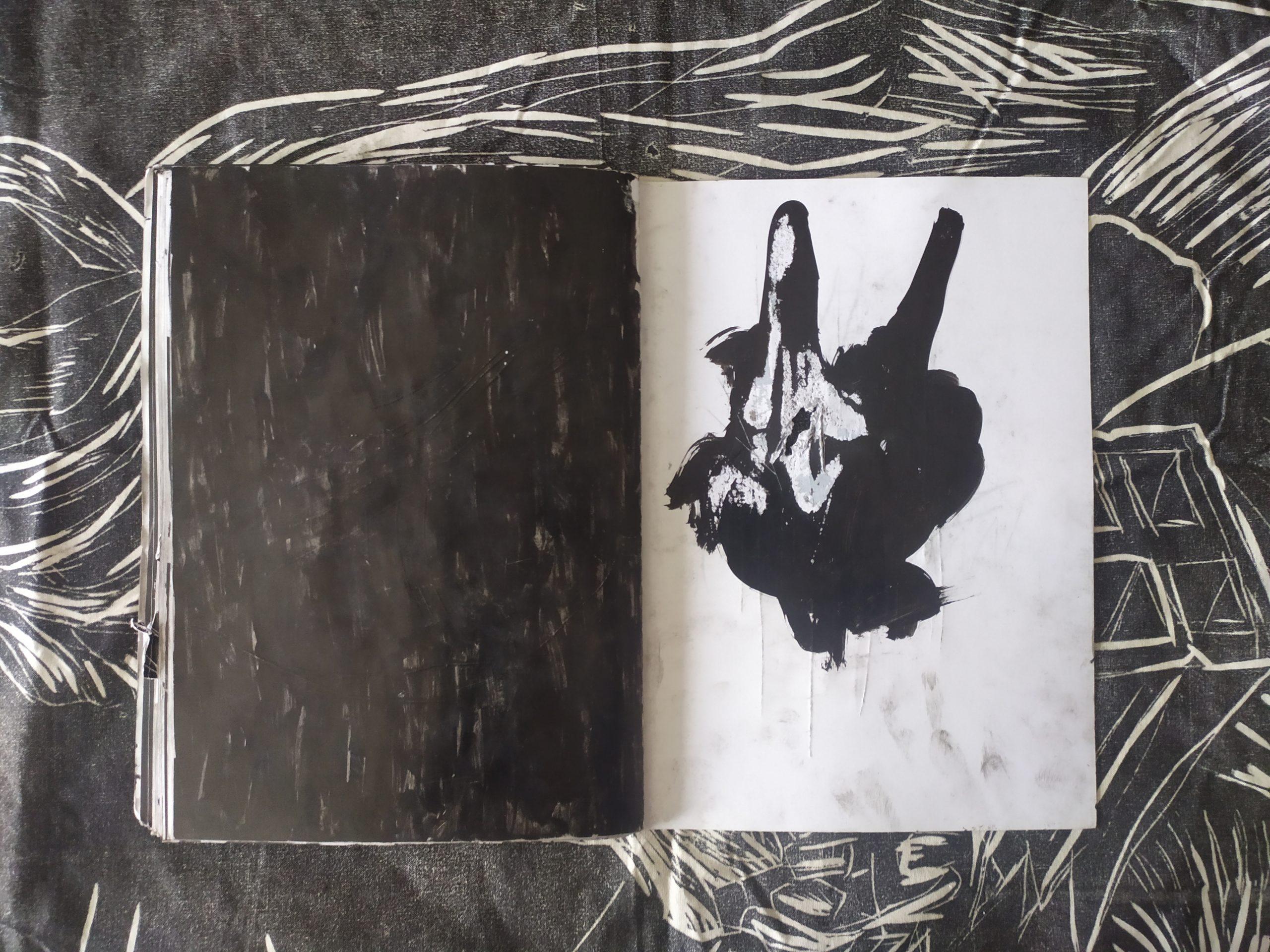 ZORROMONO- la mirada de la rutina artist book (30)