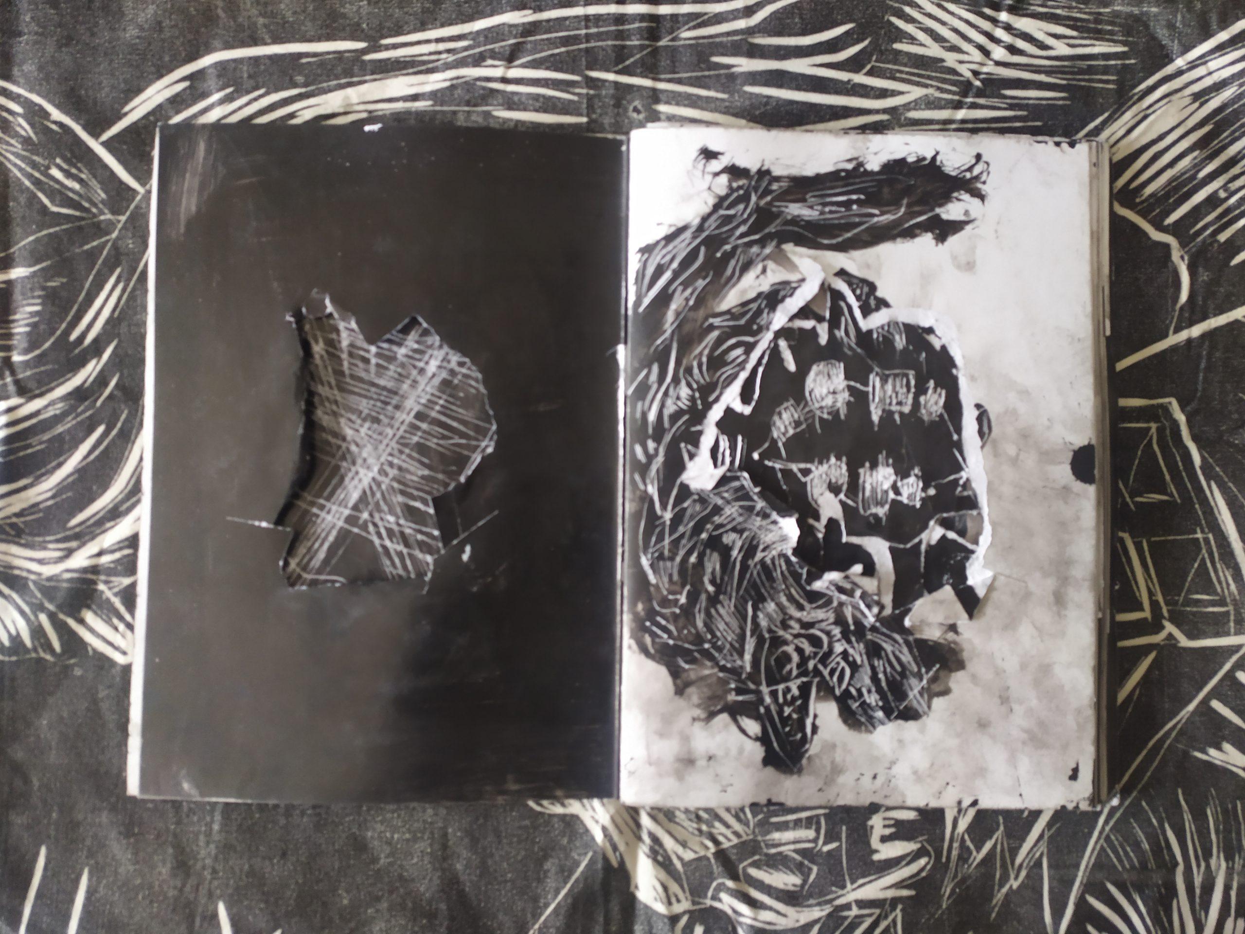 ZORROMONO- la mirada de la rutina artist book (5)