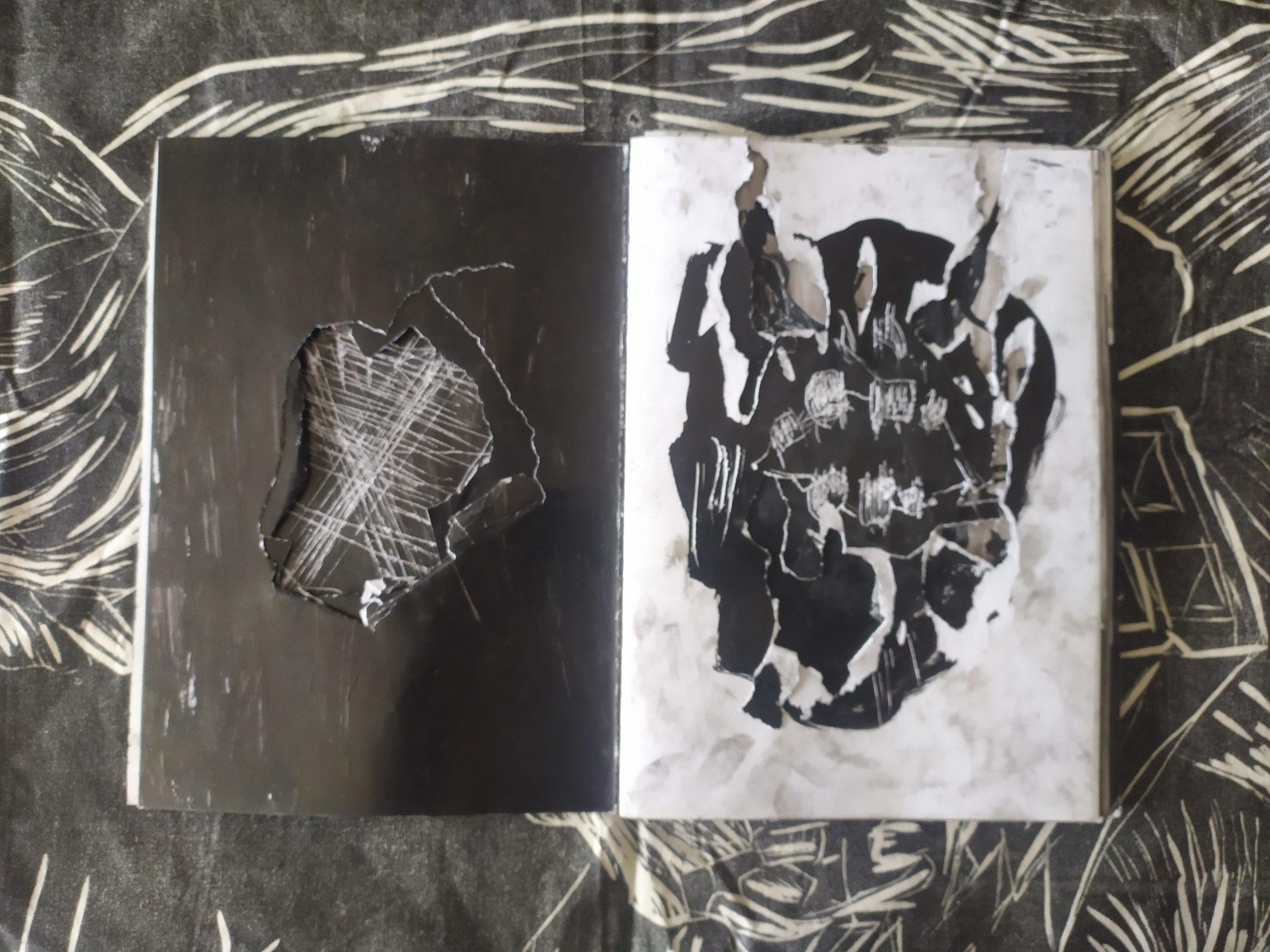 ZORROMONO- la mirada de la rutina artist book (6)