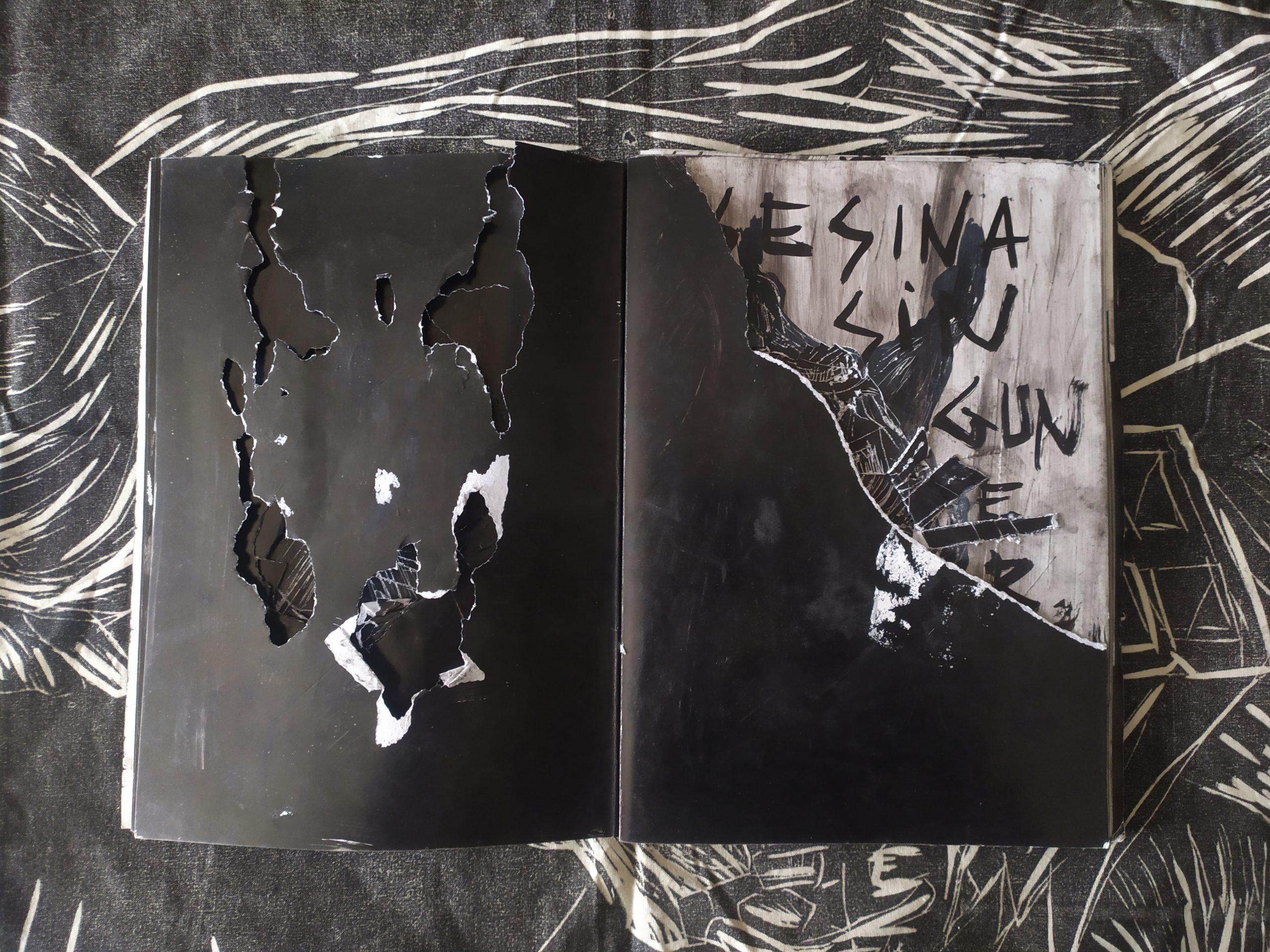 ZORROMONO- la mirada de la rutina artist book (7)