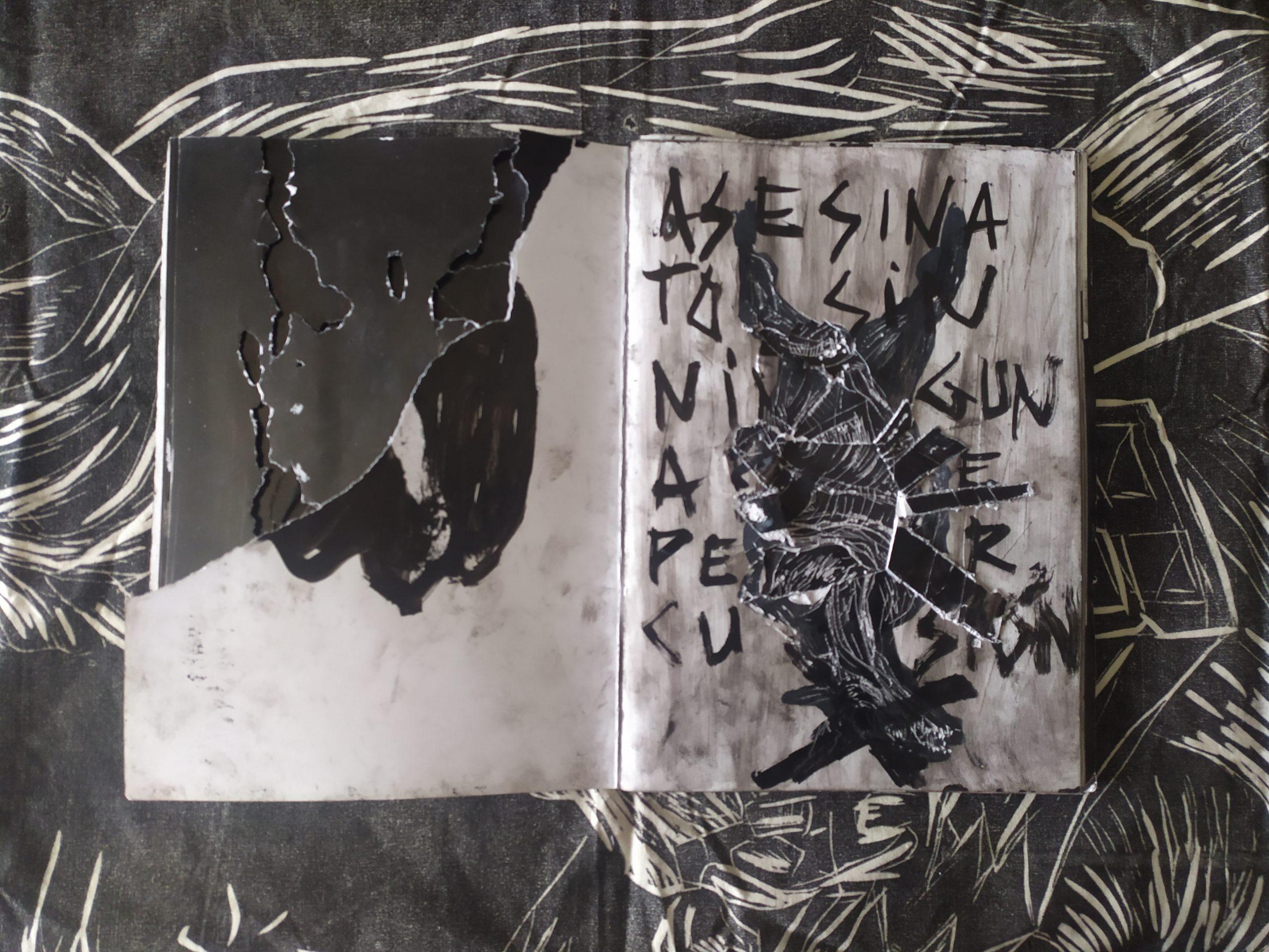 ZORROMONO- la mirada de la rutina artist book (8)